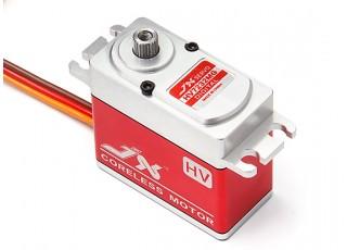 JX PDI-HV7232MG Digital High Voltage High Torque Coreless Metal Gear Servo 31.5kg/0.09sec/72g
