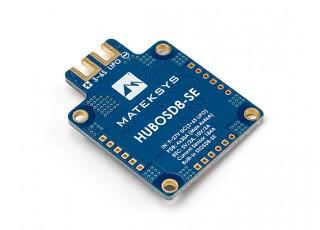 Matek Systems HUBOSD8-SE - bottom view
