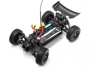 HIMOTO BARREN 4WD 1/18 Mini Desert Buggy (RTR) - uncovered top