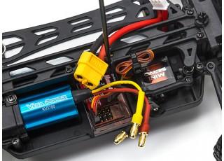 HIMOTO BARREN 4WD 1/18 Mini Desert Buggy (RTR) - motor
