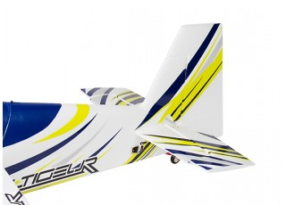 """H-King Voltigeur MkII 3D EPO Aerobatic Plane 1220mm (48"""") (PNF) - rear"""