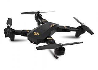 Visuo Drone w/Auto Hover (1280*720 WiFi Camera) - side