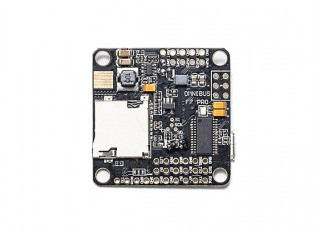 Betaflight F7 Pro Flight Controller - bottom view