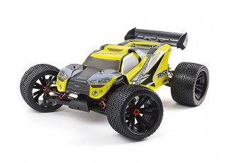 BSR Berserker 1/8 Electric Truggy Updated (Kit) - turn