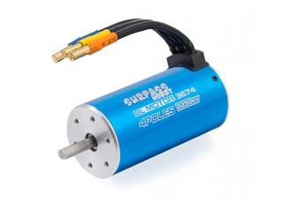 Surpass Hobby 3674 4 Pole Brushless In-Runner Motor 2250kv