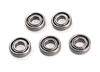 WL Toys K989 1:28 Scale Rally Car - Replacement 3x7x2mm Bearings K989-08 (5pc)