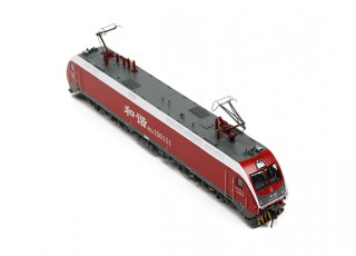 HXD1D Electric Locomotive HO Scale (DCC Equipped) No.3 3