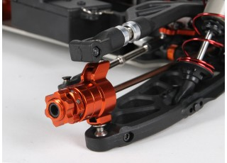 BSR Berserker 1/8 Electric Truggy Updated (Kit) - Steering blocks