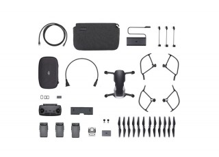 DJI Mavic Air Fly More Combo - contents