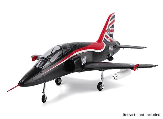 BAE Hawk 64mm EDF Jet 750mm EPO w/Fan, ESC & Servos PNF