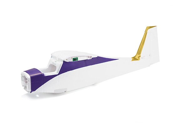 Durafly® ™ Tundra - Fuselage Set (Purple/Gold)