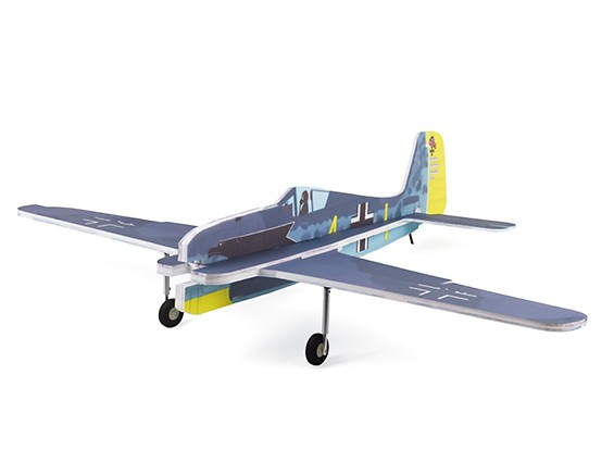 H-King Fw 190 - Glue-N-Go - 5mm Foamboard PP 975mm (Kit)