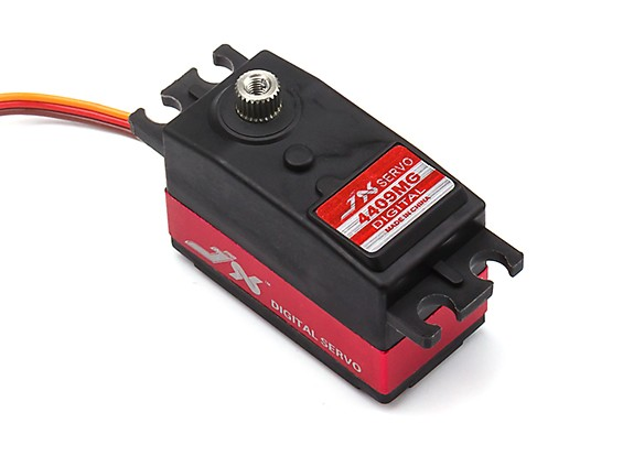 JX PDI-4409MG Coreless Metal Gear Digital Low Profile Servo 9.2kg/0.11sec/44.5g