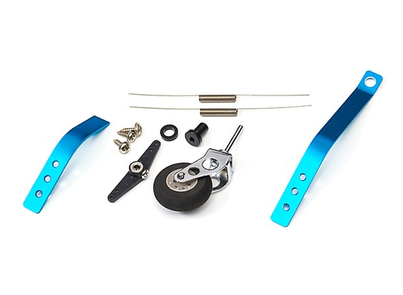 Kingcraft Pitts Special S-2B 1200mm Replacement Tailwheel Assembly