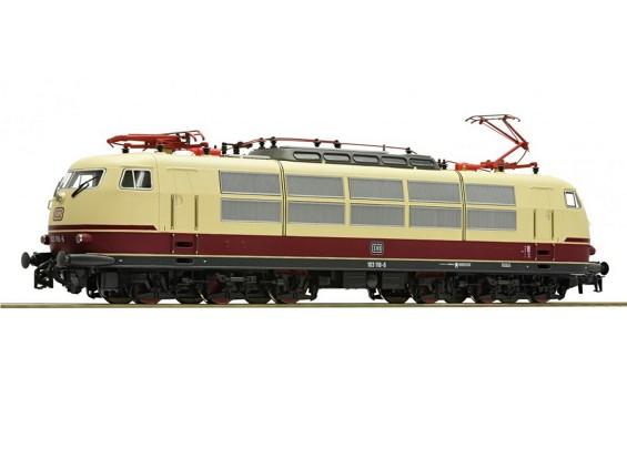 Roco/Fleischmann HO Electric Locomotive 103 118-6 DB (DCC Ready)