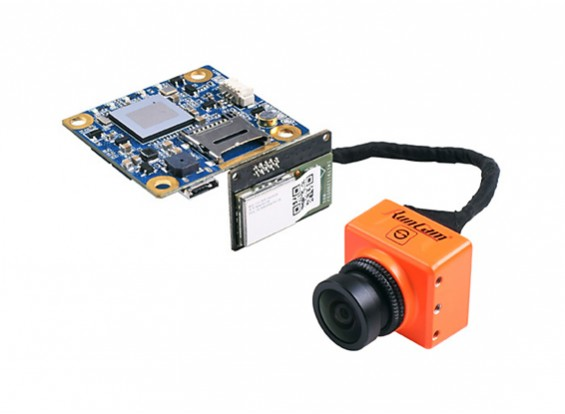 RunCam Split 1080p FPV Camera with DVR and WIFI