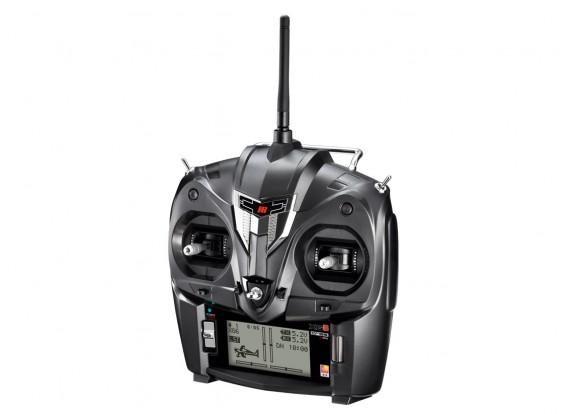 JR XG6 6-Channel 2.4GHz DMSS Transmitter w/Telemetry & RG613BX Receiver (Mode 1)