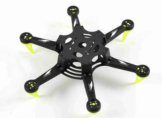 SCRATCH/DENT Spedix S250H Drone Frame Kit