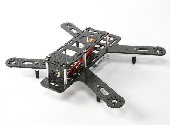 SCRATCH/DENT - Quanum Outlaw 270 Racing Drone Frame Kit