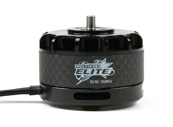 SCRATCH/DENT - Multistar Elite 3510-350KV Carbon Case Multi-Rotor Motor