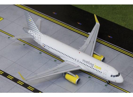 Gemini Jets Vueling Airbus A320-200 EC-MEL 1:200 Diecast Model G2VLG552