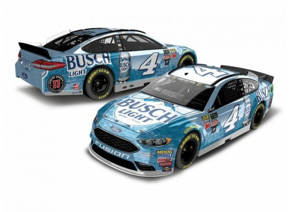 Lionel Racing Kevin Harvick Busch Light 2017 Ford Fusion 1:24 ARC Diecast Car