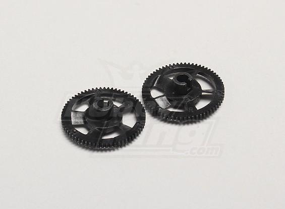 MCPX Main Gear (2 set)