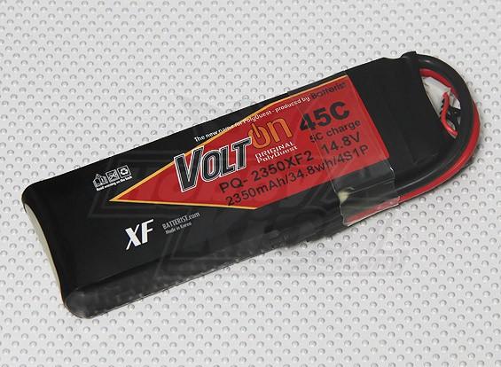 Polyquest XF 2350mAh 4S 45C - 90C Lipoly