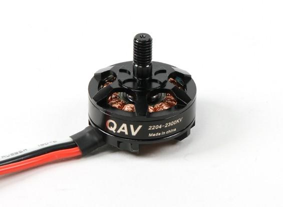 QAV RT2204-2300KV Motor Racing Quad (CCW)