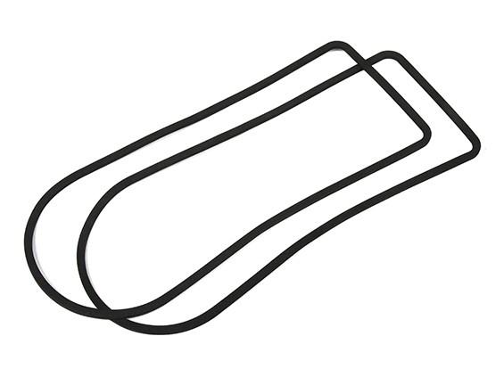 anello di gomma impermeabile (PK2) - Aqua & Scott