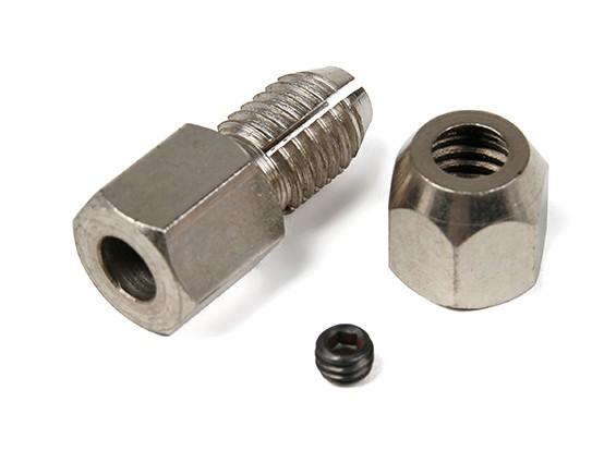 Accoppiatore (4 mm) della BL2815 motore - scottfree & Relentless V2