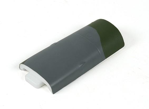 ETO (verde / grigio) Spitfire portello principale. colori ETO