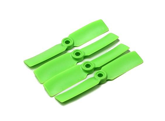 Diatone Bull Nose plastica eliche 3545 (CW / CCW) (Verde) (2 coppie)