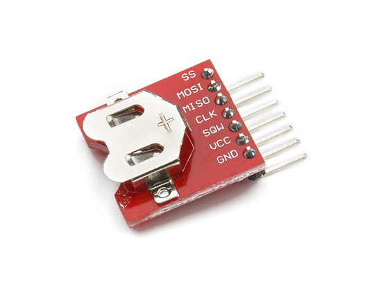 Modulo Clock DS3234 Kingduino