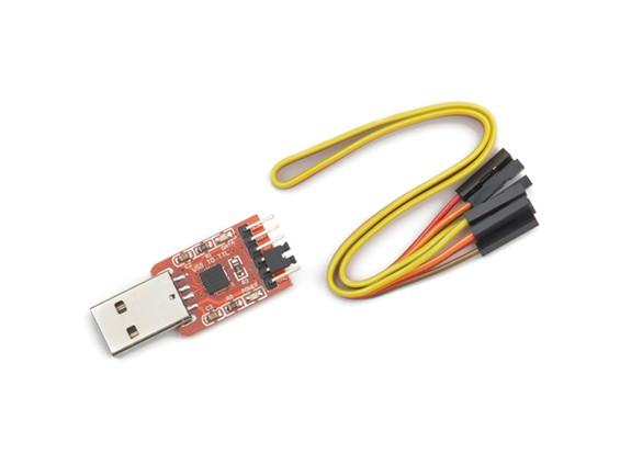 Micro cavo SATA - USB 2.0 a TTL UART 6PIN modulo CP2102 convertitore seriale