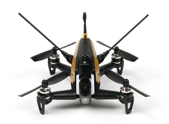Rodeo 150 FPV corsa quad RTF (nero / oro) CE- M1 DEVO7 10MW / UE-Plug