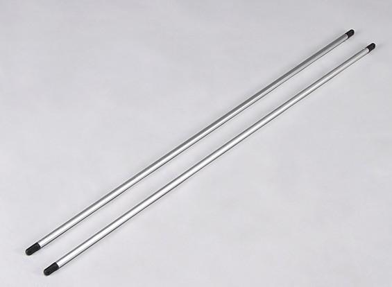 TZ-V2 .90 Dimensioni coda Asta di Supporto