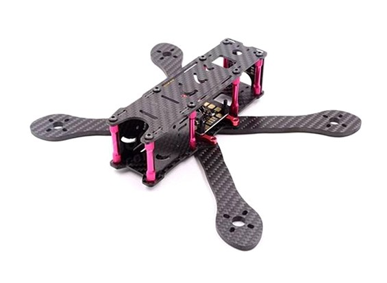 GEP-VX4 FPV Drone Racing Frame (Kit)