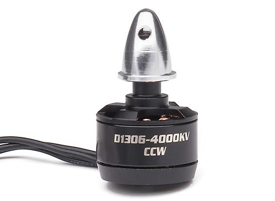 Turnigy D1306-4000KV 11.5g Brushless Motor CCW