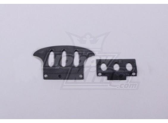 Anteriore e posteriore paraurti 1 set - 118B, A2006 e A2035