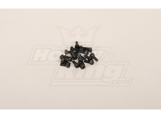 Hex Vite M3x8 (20pcs)