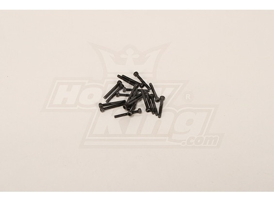 Hex vite M3x25 (20pcs)