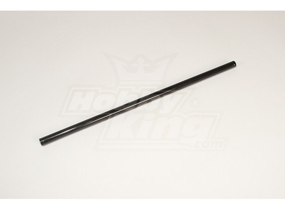 Hirobo / Lepton Heli CF Tail Boom 455 millimetri (14mmx15mm)