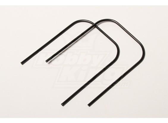QRF400 Stabilizzatore Wire
