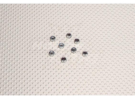 CNC LOCKNUT # 4-40