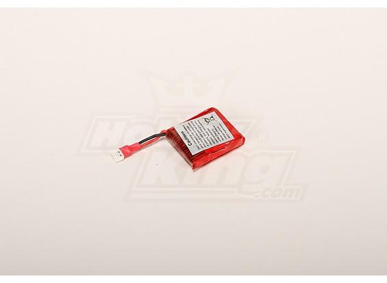 Walkera 5G6 batteria (Li-Po 3.7V 400mAh)
