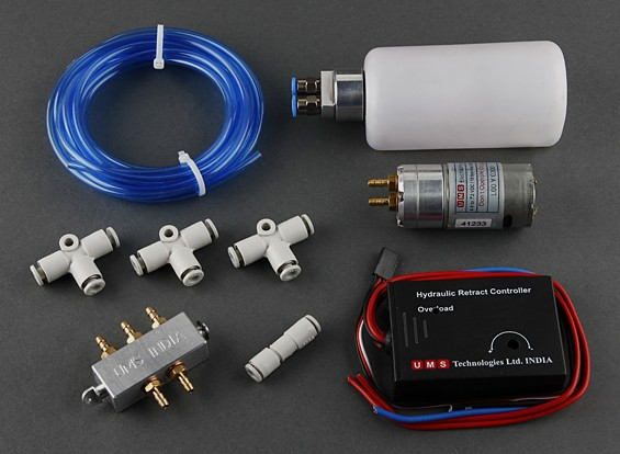 Kit di conversione idraulico per 2 Ruote Aria Su / Giù si ritrae.