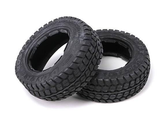 Posteriore Terminator Tire modellato interno in schiuma Baja 260 e 260S (1 coppia)