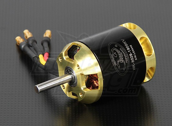 Scorpion HK-3026-1900kv Brushless Outrunner Motor