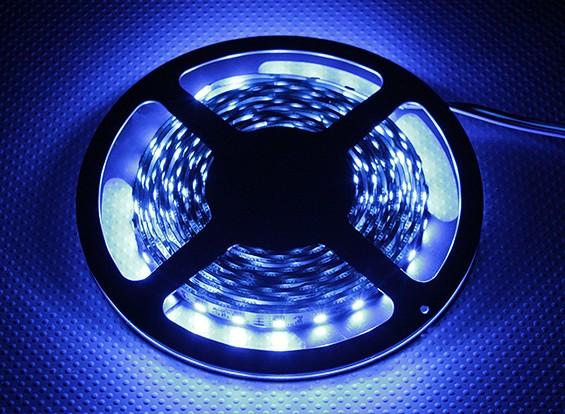 RGB LED striscia flessibile con 4-pin 5m driver connettore (rosso / verde / blu)